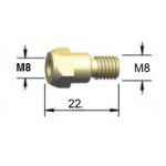 Държач контактна дюза 26KD М8х22