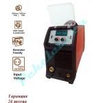 Заваръчен полуавтомат GMAW180 SPOT комплект с Миг шланг 3м. и кабел маса