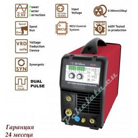Комбиниран заваръчен апарат MULTIMIG 250 DUAL PULSE