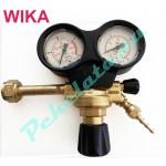 Редуцир вентил за кислород OXY MAXI OXYTURBO с часовници WIKA - Италия