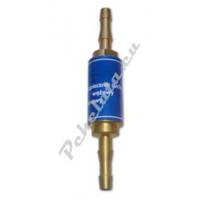 Възвратен клапан за кислород към маркуч